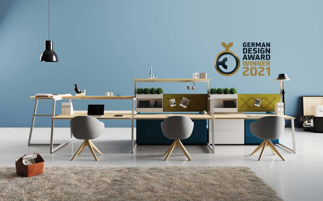 Cerimonia dei German Design Awards 2020
