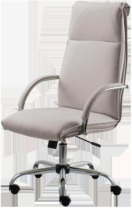 Sedie Direzionali: Croma alluminio