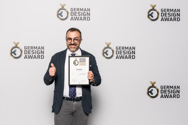 German Design Awards 2020: Fusion