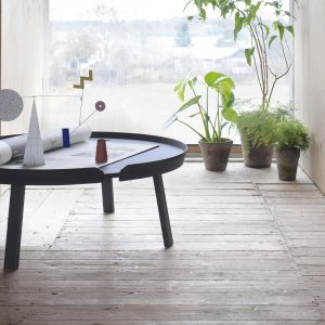 Coffee table Area break: Around coffee table