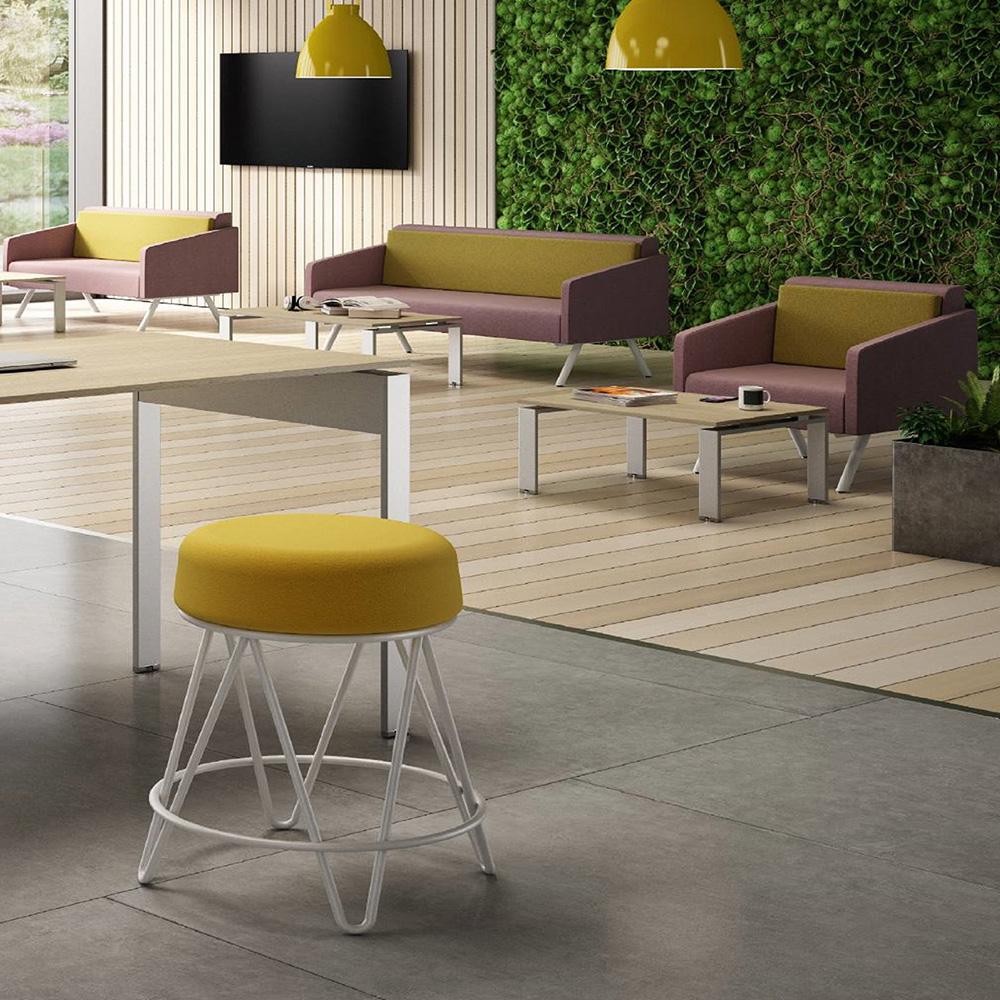 Coffee table Area break: coffee table doria