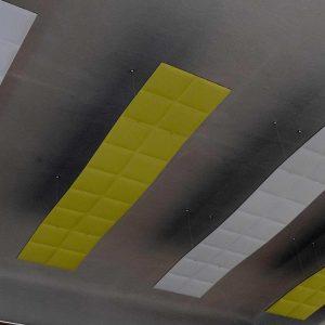 Pannelli Fonoassorbenti: Tetrix cloud panel