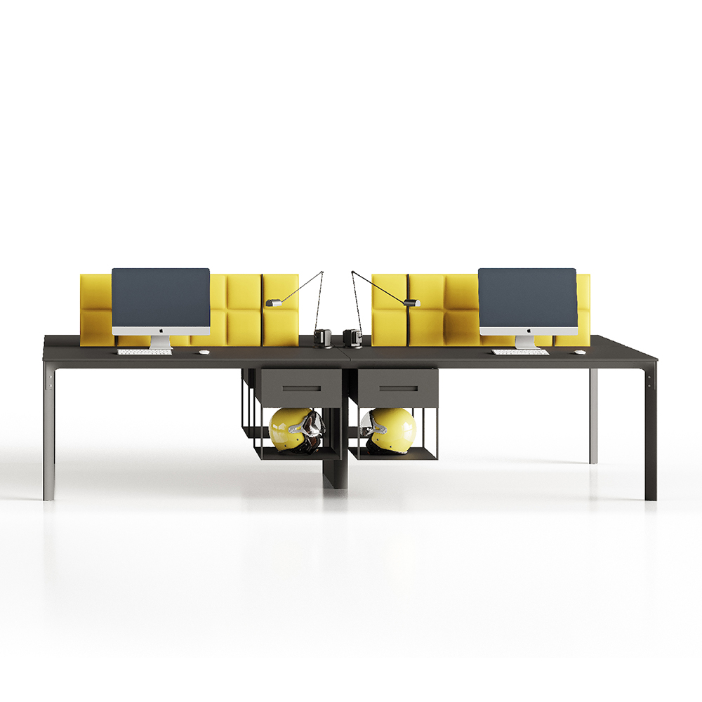 Pannelli Fonoassorbenti: Tetrix desk