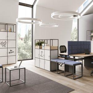 Librerie e Armadi ufficio: Cartesio