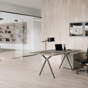 Scrivanie Direzionali: Keypiece Management Desk