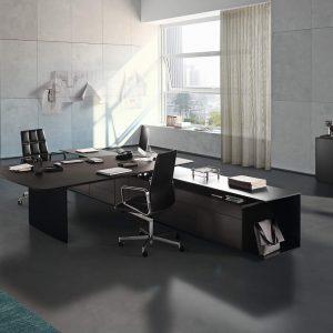 Scrivanie Direzionali: Keypiece Communication Desk