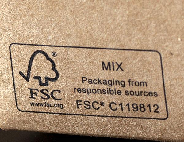 Sostenibilità: certificazione certificazioni FSC e PEFC