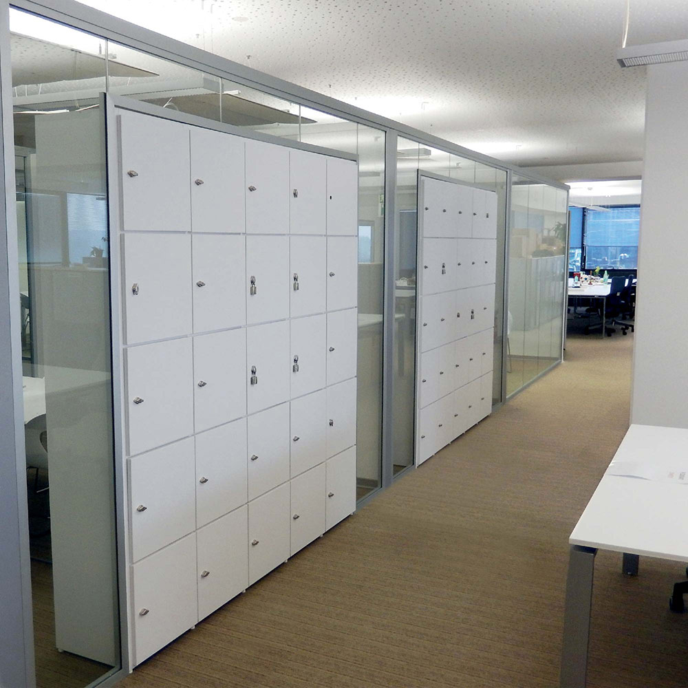 Librerie e Armadi ufficio: Cube